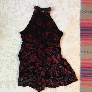 Free People size large romper